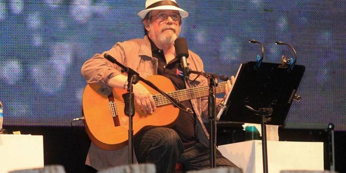 Silvio Rodríguez pidió libertad para los presos por las manifestaciones en Cuba