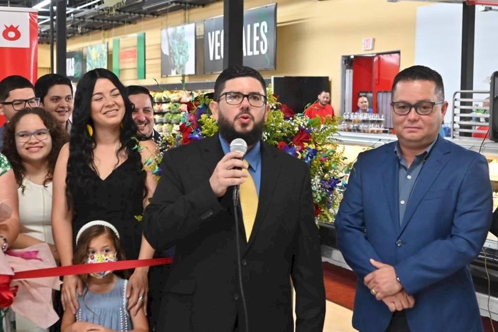 Jorge Ortiz, proprietario de Supermercados Selectos