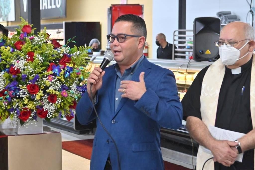 Ángel Pérez Otero, alcalde de Guaynabo