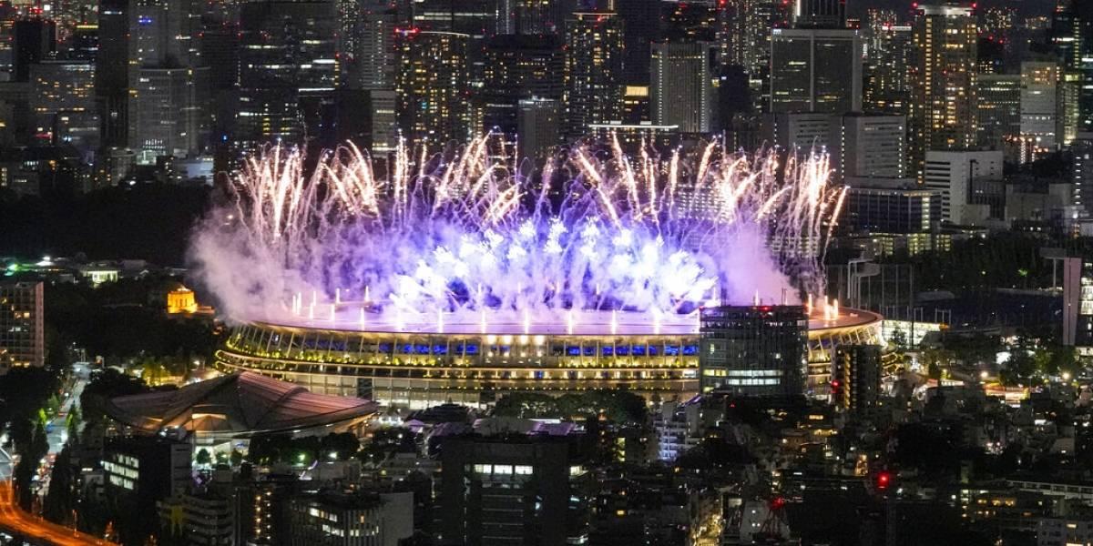 Inician las Olimpiadas con particular ceremonia de inauguración