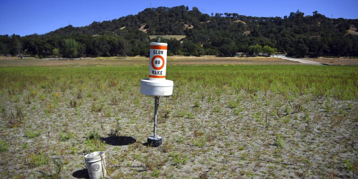 Localidad turística de California se está quedando sin agua