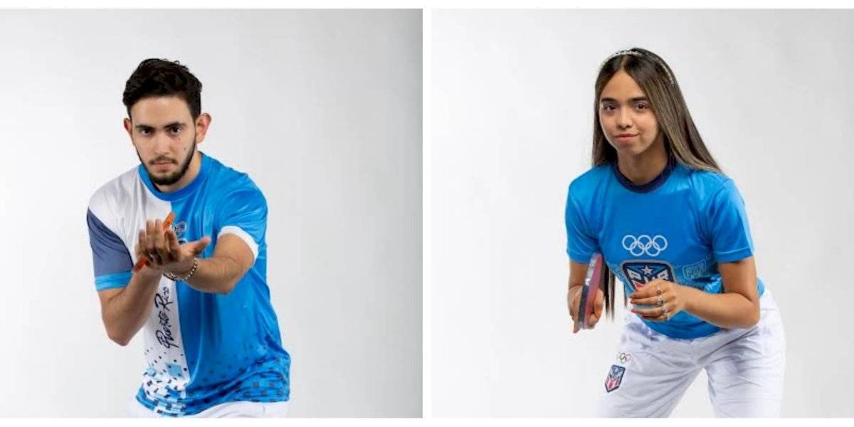 Finaliza participación olímpica de Melanie Díaz y Brian Afanador