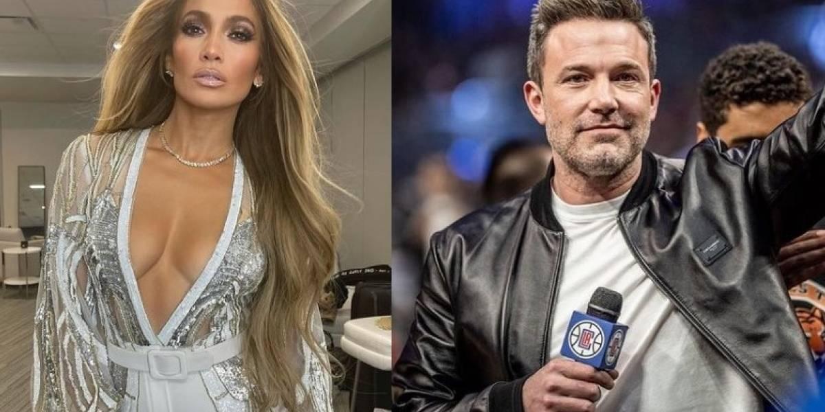 Jennifer Lopez y Ben Affleck hacen su debut oficial en Instagram como pareja