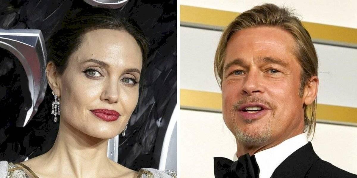 Angelina Jolie se apunta victoria en su proceso de divorcio de Brad Pitt