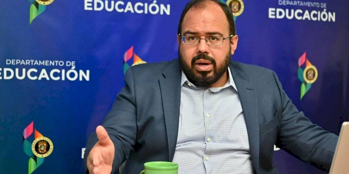 Para agosto todas las escuelas tendrán Internet, asegura secretario interino de Educación