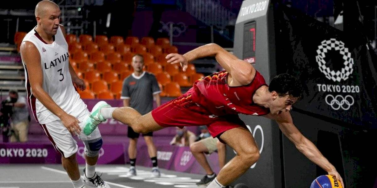 Básquetbol en formato 3x3 pasa de la calle a debut olímpico
