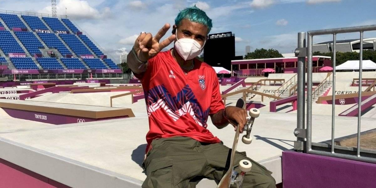 Otro puertorriqueño queda fuera de las Olimpiadas