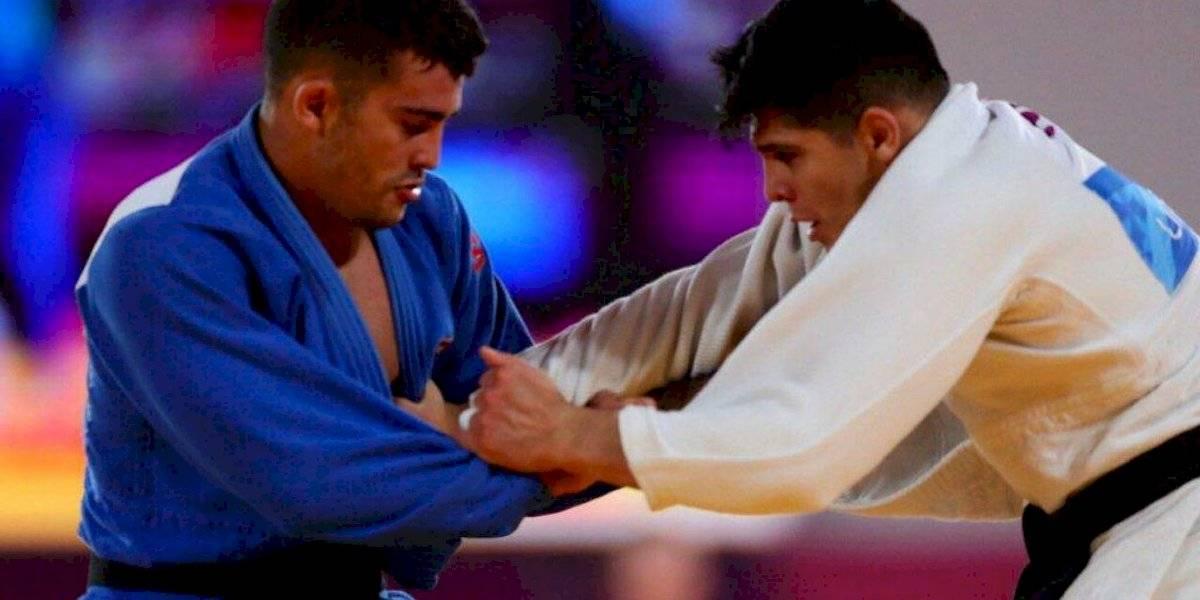 Judoca boricua cae ante el primer clasificado en Tokio 2020