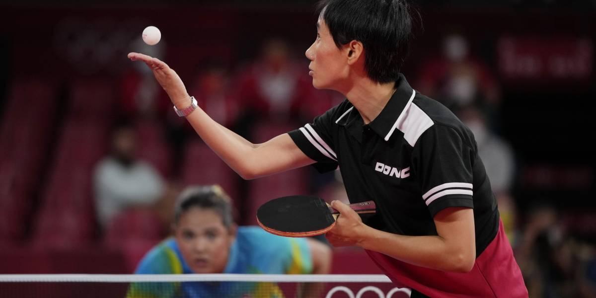 Se despide Adriana Díaz de las Olimpiadas en Tokio