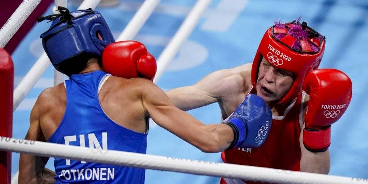 Boxeadores profesionales siguen cayendo en Tokio 2020