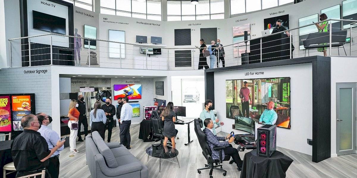 Samsung abre centro de soluciones B2B para Puerto Rico y el Caribe