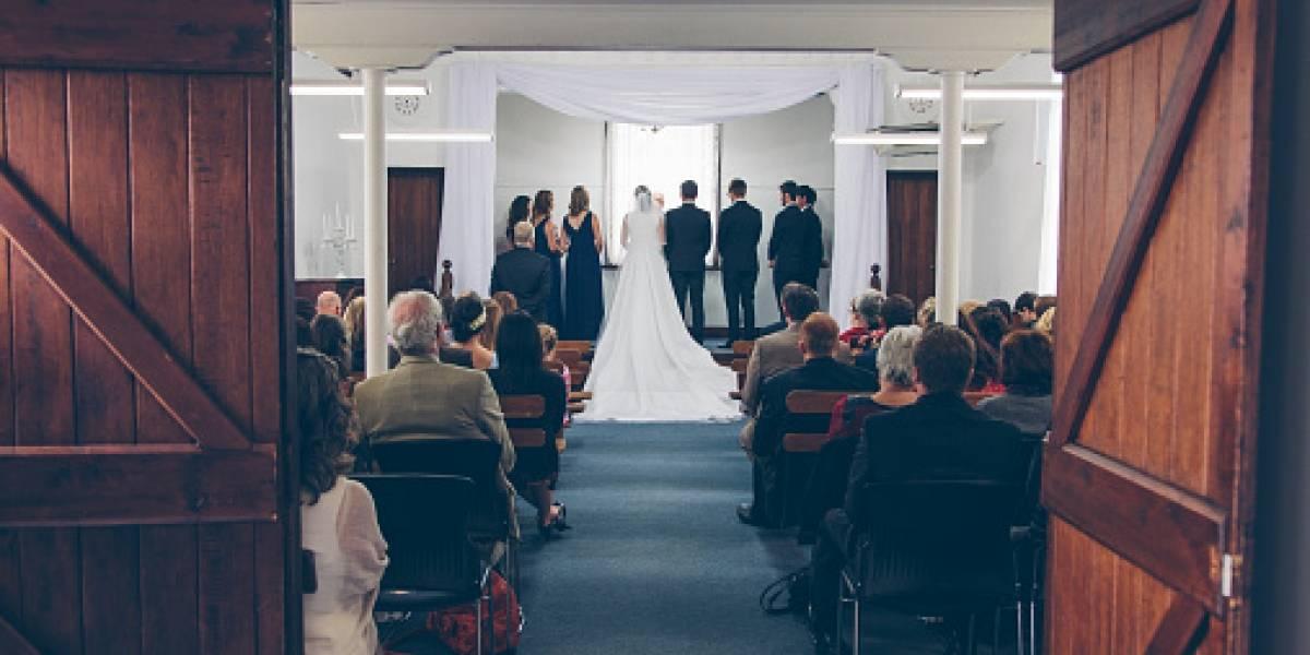 "(VIDEO) En pleno matrimonio, hombre afirma ""siempre te seré infiel"""