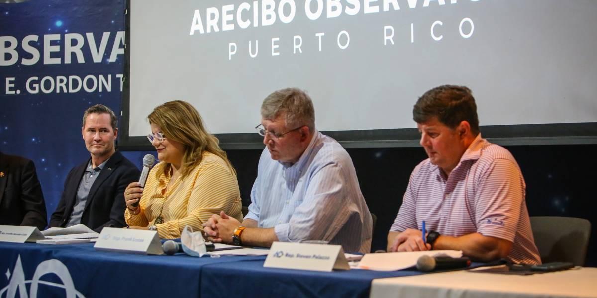 Observatorio de Arecibo someterá propuesta para recibir ayuda congresional