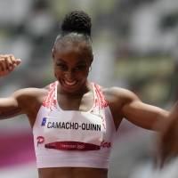 Conoce a qué hora corre nuevamente Jasmine Camacho-Quinn en la final olímpica