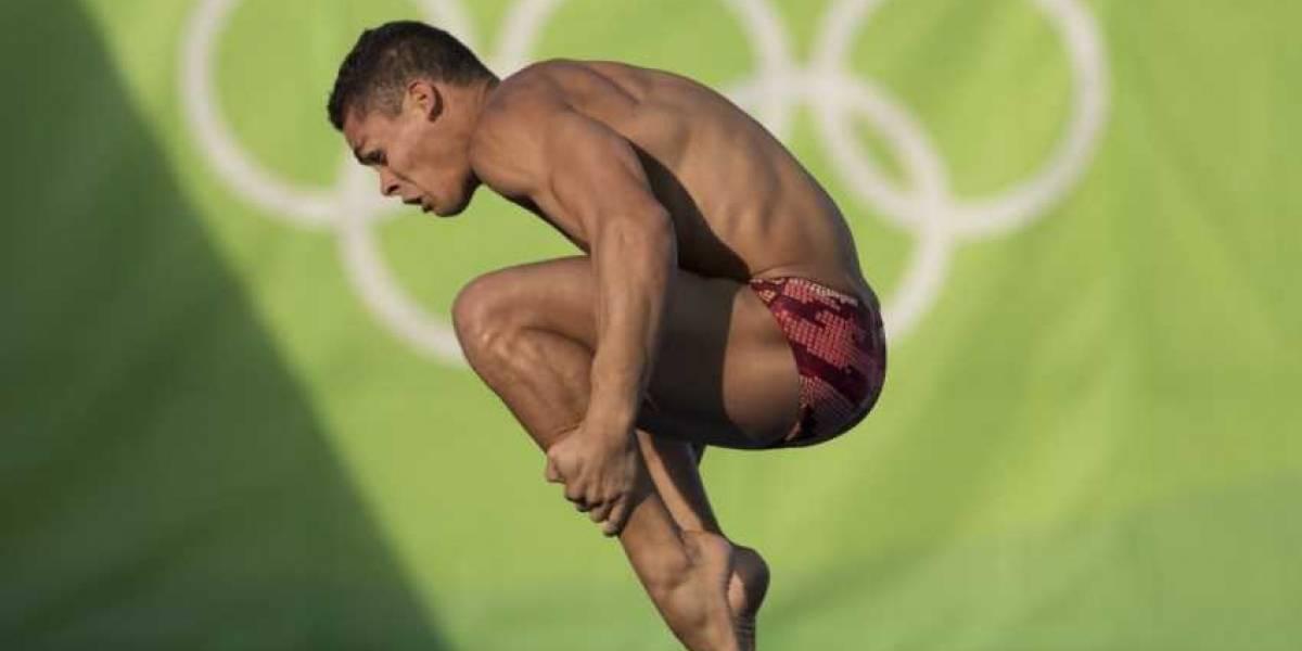 El clavadista Rafael Quintero tendrá su cita olímpica el viernes