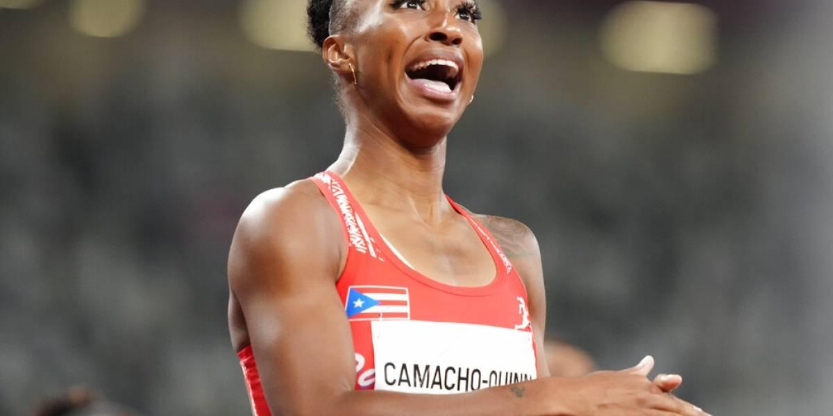 Jasmine Camacho-Quinn explica cómo trabajó con su mente en la semifinal olímpica