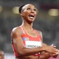 Jasmine Camacho: nueva reina dorada del olimpismo borincano