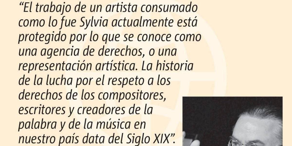Opinión de Roberto Ramos Perea: Los derechos de autor de Sylvia Rexach