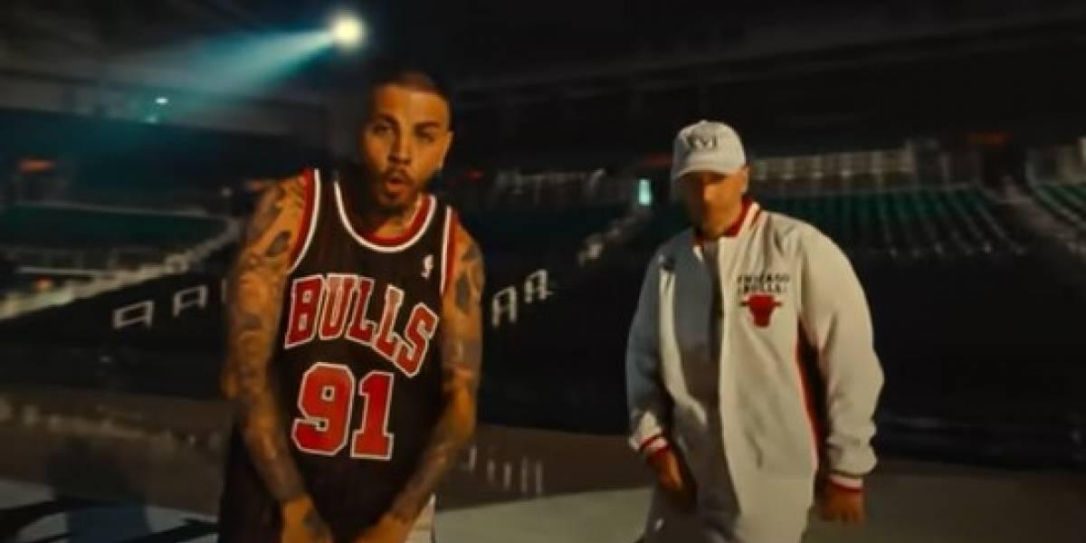 Con homenaje a los Chicago Bulls: nuevo single de Tainy y Yandel suma tres millones de reproducciones