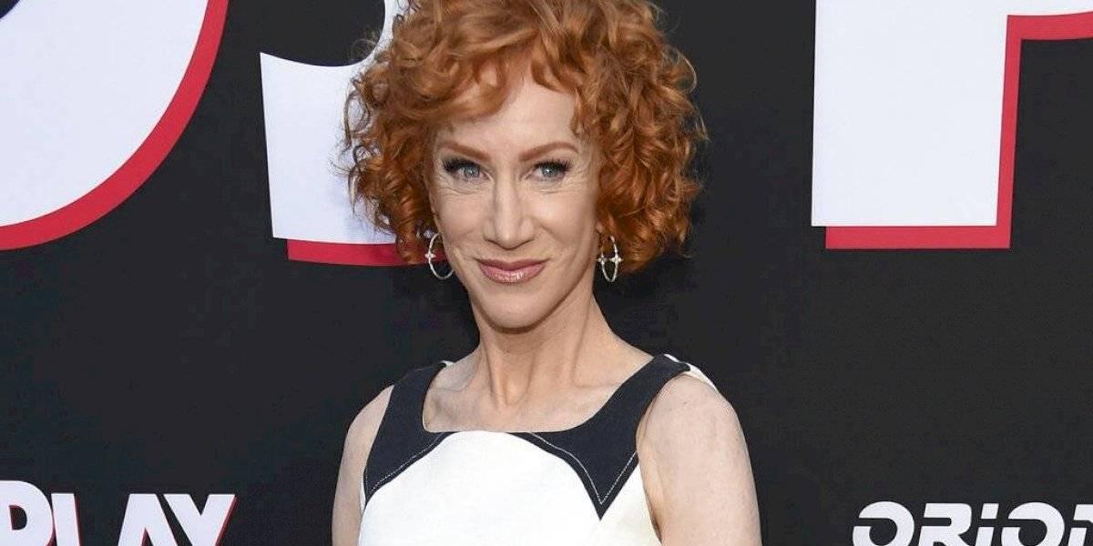 Kathy Griffin será operada por cáncer de pulmón