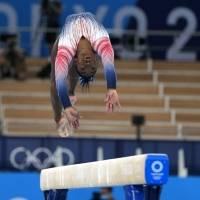 Tokio 2020: Simone Biles revalida el bronce en la final de viga