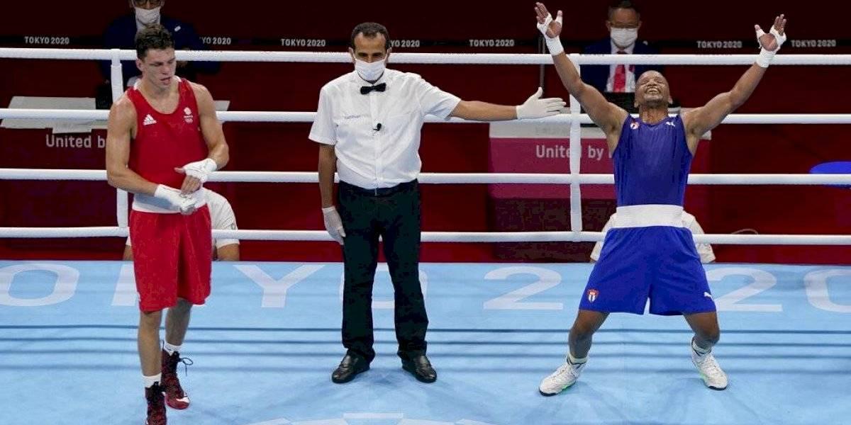 Roniel Iglesias logra su segundo oro olímpico en boxeo para Cuba