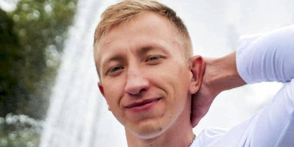 Un activista bielorruso aparece ahorcado en Ucrania