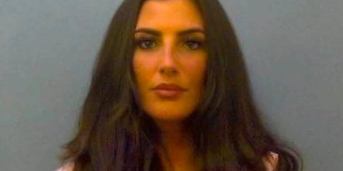 Striper británica condenada a dos años de cárcel por robarle propina a una colega