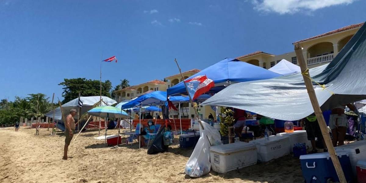 DRNA anuncia acuerdo para hacer verja en playa de Rincón