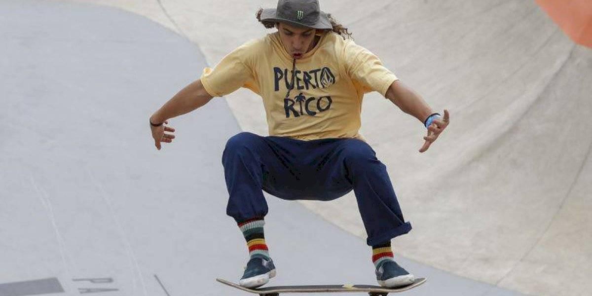 #Tokio2020| Steven Piñeiro: entre los mejores seis patineteros de parque del mundo