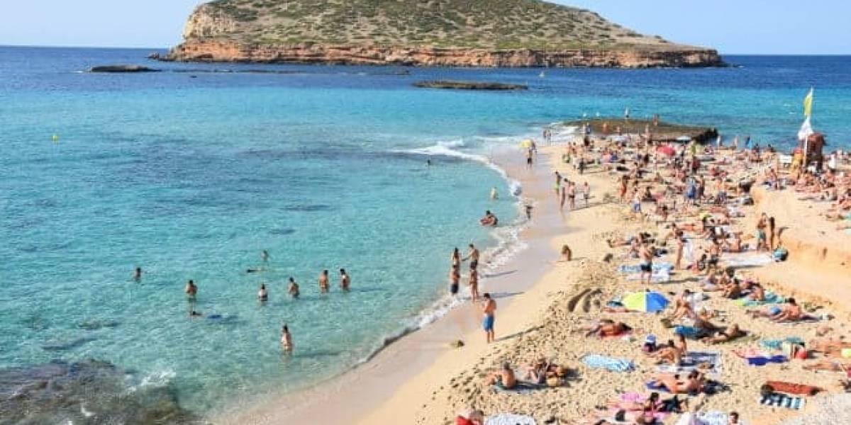 Turista perdió dos dedos de una mano luego de ser mordido por una araña en Ibiza