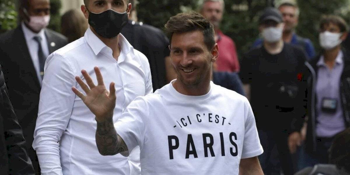 Messi firma por dos años con PSG y ganaría $41 millones anuales