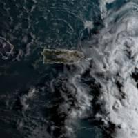 Primera imagen satelital del sistema tropical que se acerca a Puerto Rico