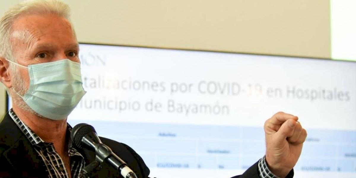 Alcalde de Bayamón clama a LUMA que atienda las querellas de los bayamonenses