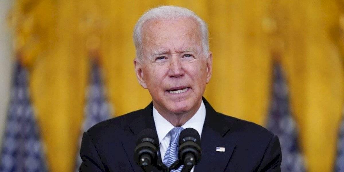 Biden viaja fuera de Washington para promover plan de gastos