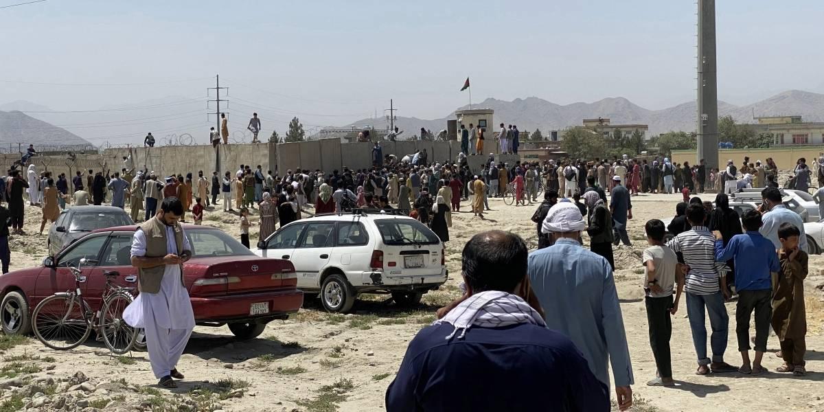 Jefe de la Cruz Roja visita Afganistán