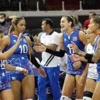 Puerto Rico avanza a la semifinal del Campeonato Continental NORCECA