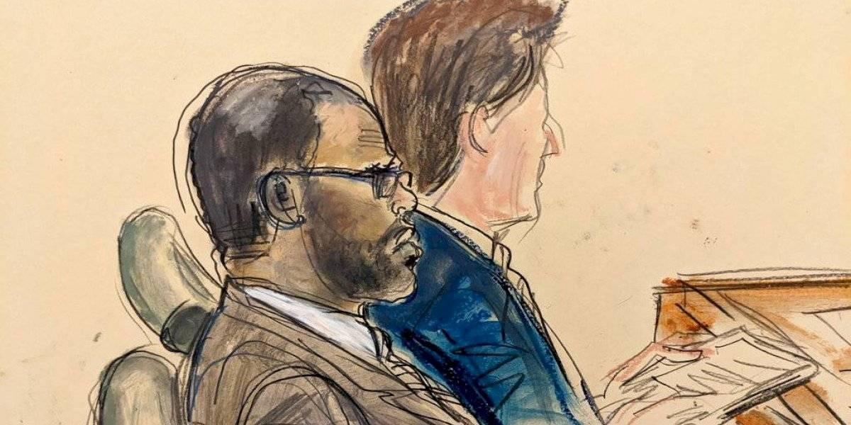 Acusadora de R.Kelly dice tenía arma cerca mientras la abusaba