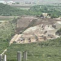 Guardia Nacional defiende depósito de gomas en terrenos de Salinas