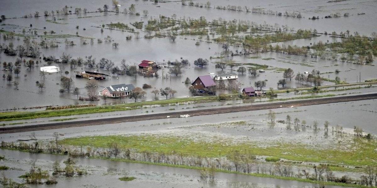 Tras el paso de Ida: Luisiana busca un alivio inmediato que no llega