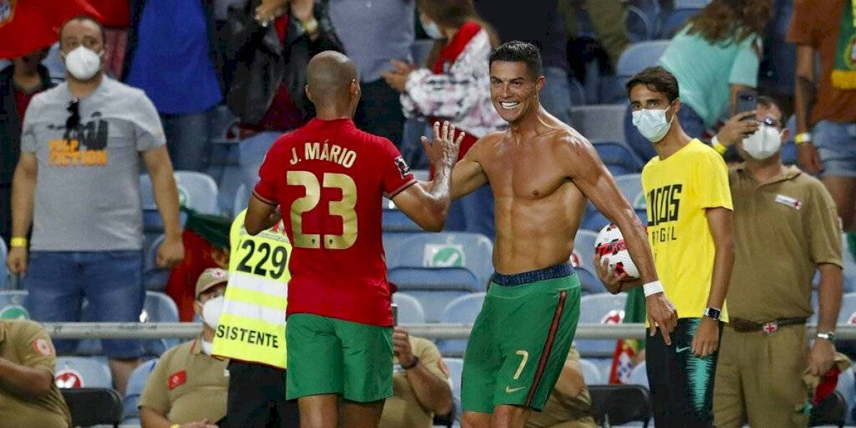 Cristiano Ronaldo, máximo goleador histórico de selecciones