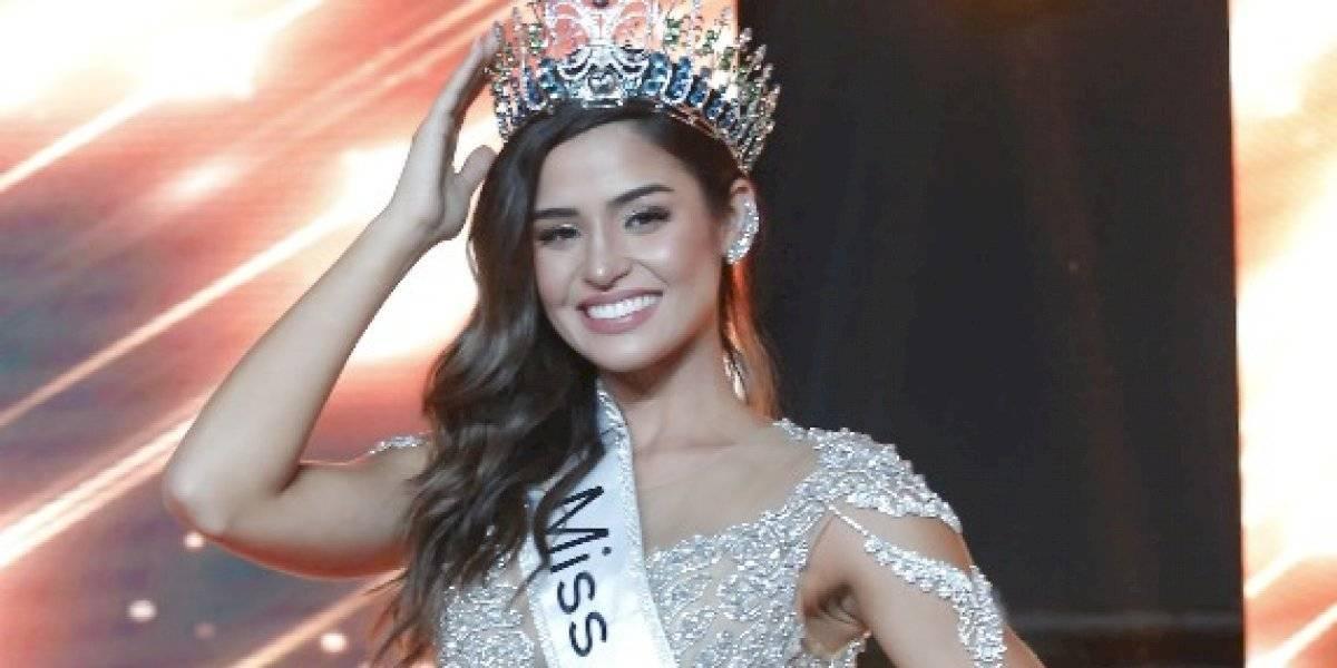 Entusiasmada Miss Brasil Mundo en competir en Miss Mundo y conocer Puerto Rico