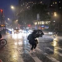 Restos del huracán Ida dejan al menos 8 muertos en Estados Unidos