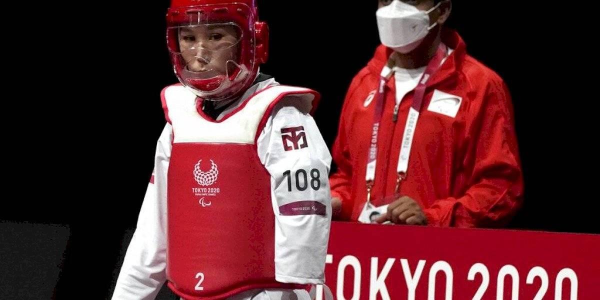 Dos afganos compiten en Paralímpicos en Tokio