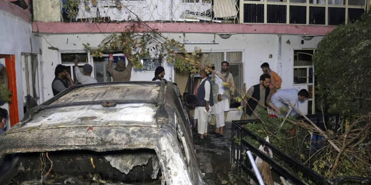 Estados Unidos defiende ataque que, según afganos, mató a 6 niños