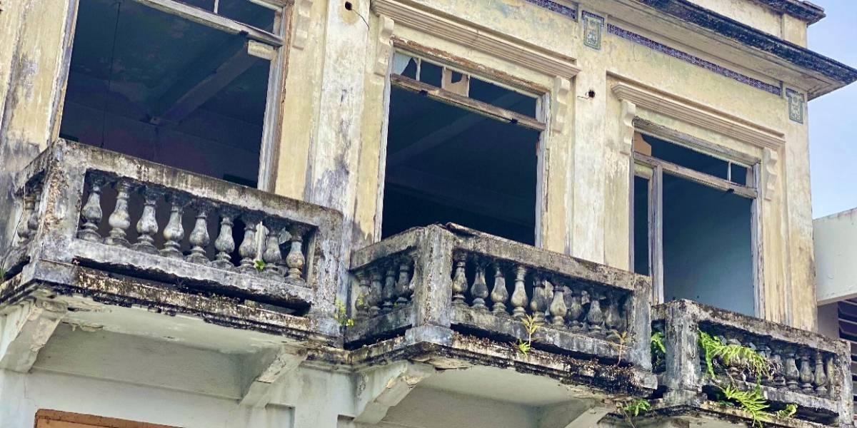 Restaurarán edificio en centro urbano de Cayey para albergar Archivo Histórico