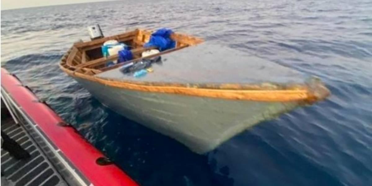 Detienen 91 migrantes dominicanos en aguas cercanas a Puerto Rico