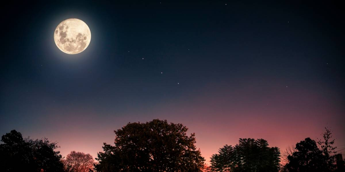 Luna llena, conjunciones y equinoccio: estos son los eventos astronómicos de septiembre