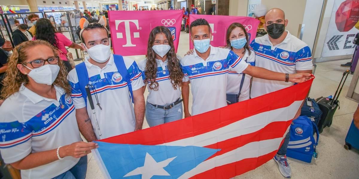 T-Mobile conecta a la delegación paralímpica de Puerto Rico en Tokio