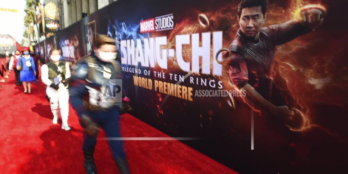 """""""Shang-Chi"""" de Marvel busca cambiar estereotipos asiáticos"""